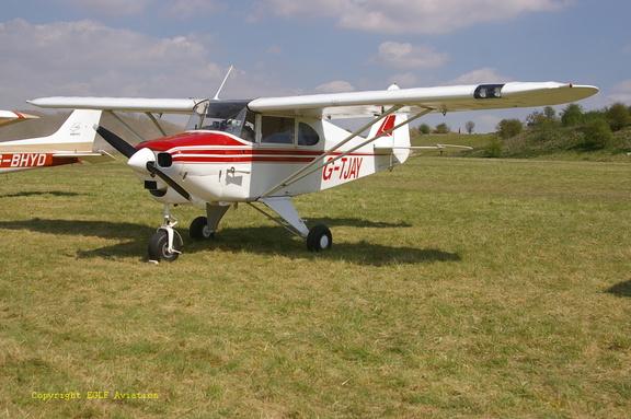 Vintage Aircraft / Piper Aircraft / Pa 22 Colt | Photo